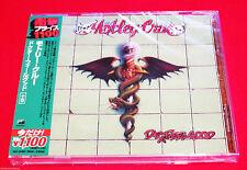 MOTLEY CRUE - DR. FEELGOOD - JAPAN JEWEL CASE CD - OOP UICY-91893
