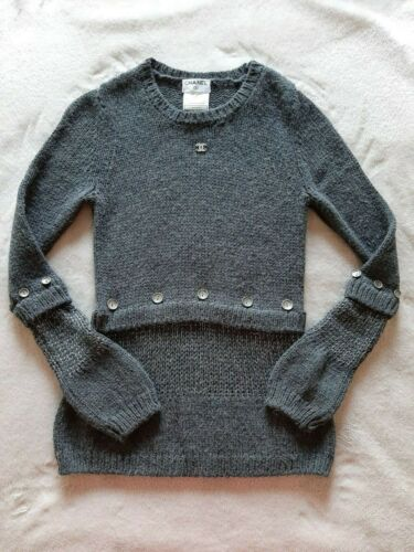 Authentic Chanel sweater, 38