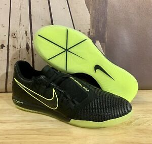 NIKE-ZOOM-PHANTOM-VENOM-PRO-IC-INDOOR-SOCCER-SHOES-Black-Volt-BQ7496-007-Men-7