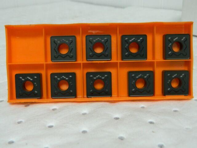 Hertel Carbide Turning Insert SNMG644 L12 Grade HC1250T QTY 10 1002142