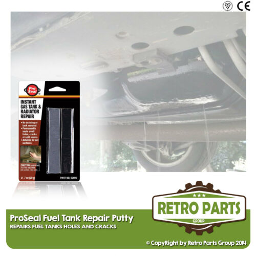 Fuel Tank Repair Putty Fix for Toyota Starlet Compound Petrol Diesel DIY