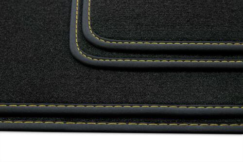 2010-2017 Premium Fußmatten für Opel Meriva B Bj