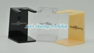Frank-Shaving-Acrylic-Stand-for-Shaving-Brush-Brand-New