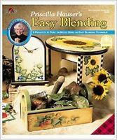 Priscilla Hauser Ez Blending Painting Instruction Book