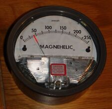 Dwywer Magnehelic differential pressure gauge 2000-250pa