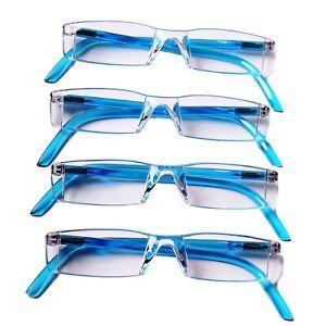 moderate Kosten bester Preis großer Abverkauf Details zu FILTRAL Lesebrille Sehhilfe Lesehilfe Brille Herren Damen 4er  Set Dioptrin + 1,5