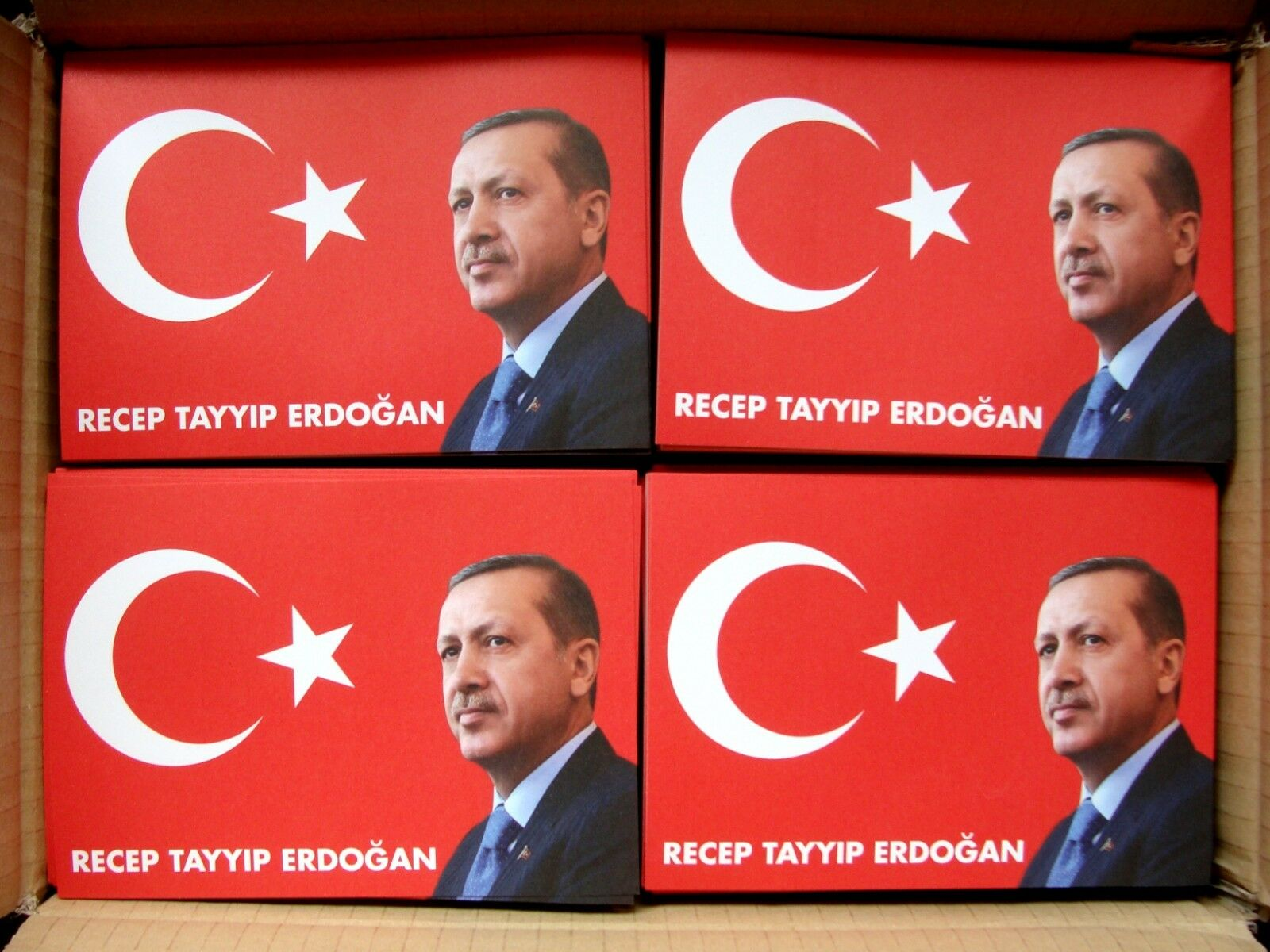 Up to 1000 Recep Tayyip Erdogan Aufkleber Türkei Türkiye AKP Turkey AK PARTi NEU