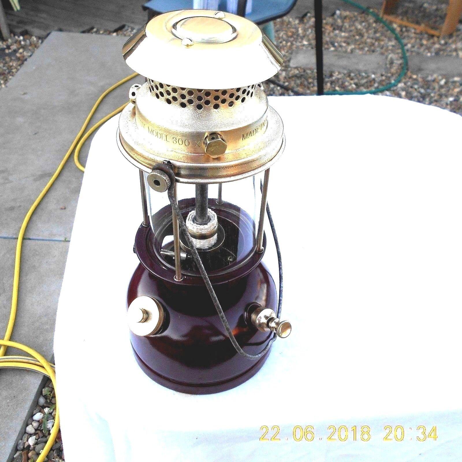 1940s  Vapalux  1940s Bialaddin Paraffin Oil Vintage Kerosene Lamp Antique Lantern 28a2d1