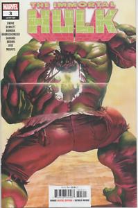 IMMORTAL-HULK-3-MARVEL-COMICS-ROSS-COVER-A-1ST-PRINT-2018