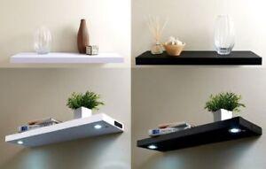 Modern-LED-Floating-Wall-Shelves-Bookcase-Display-Storage-Shelf-80cm-wide