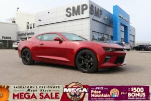 2018 Chevrolet Camaro SS - Remote Start, Heated / Cooled Leather, Bose Sound, H.U.D,