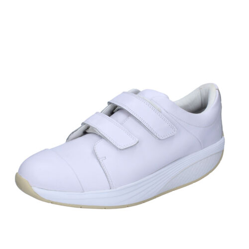 Chaussures 44 44 Blanc Bx887 homme Mbt Zende Performance Eu Sneakers Cuir qCTrq1Oxw