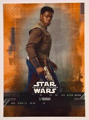 2019 Topps Star Wars Rise Of Skywalker Series 1 Orange Parallel Finn 2 6 99 Ebay