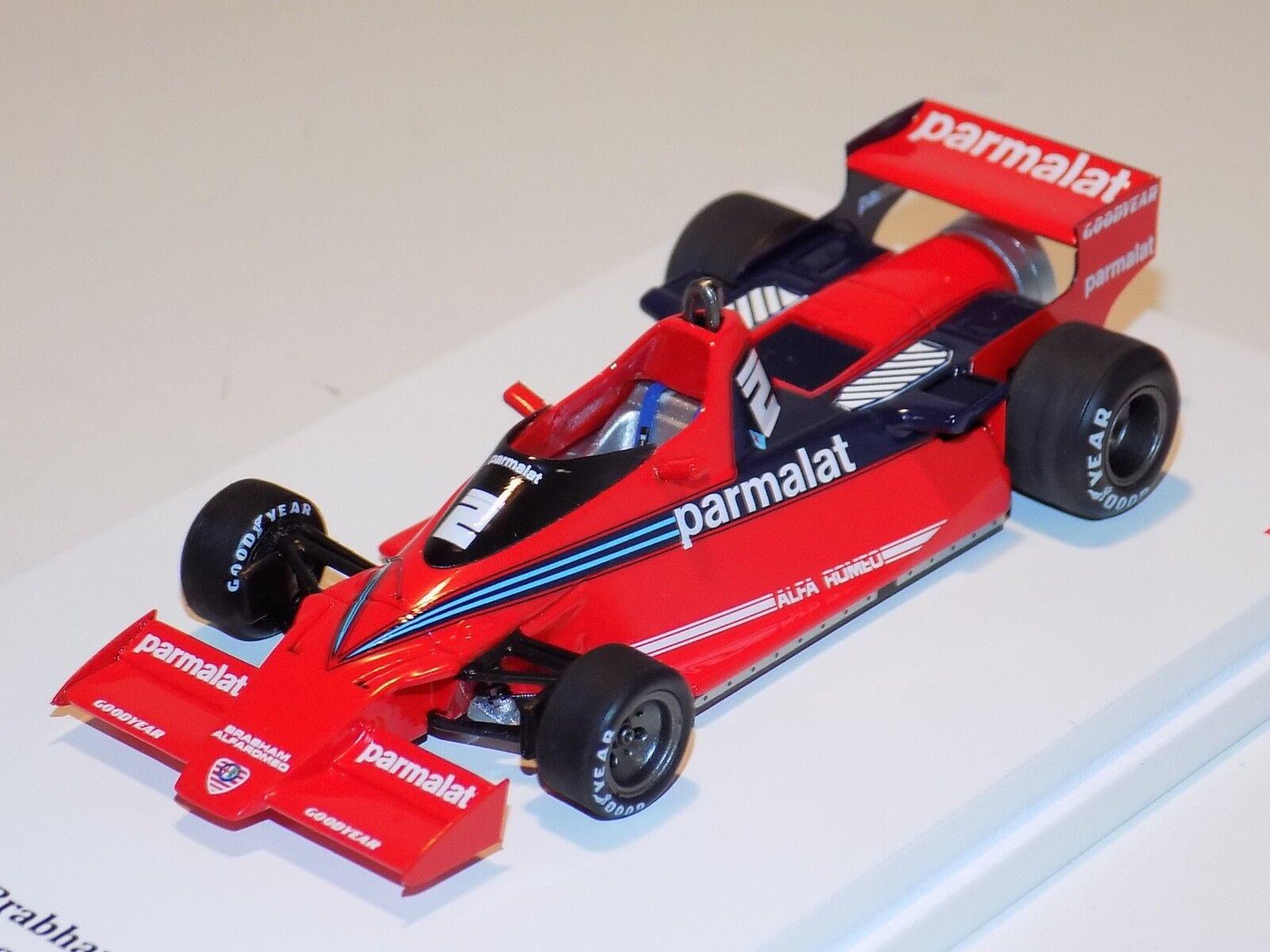 1 43 TRUE SCALE MODELS TSM Brabham BT46 Alfa Romeo Ventilateur Voiture  2 Swedish Grand Prix 124304