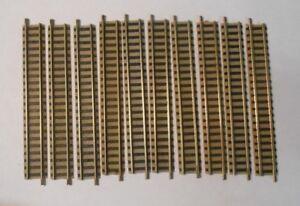 Fleischmann Piccolo N Gauge Straight Track 111mm 9101