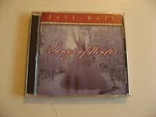 Jeff Ball-Songs Of Winter-CD-11 Songs-2003 Red Feather Music-Like New