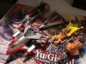 Ultraman Tiga Dyna Super GUTS and GUTS Attack Vehicles Popynica Diecast Jets