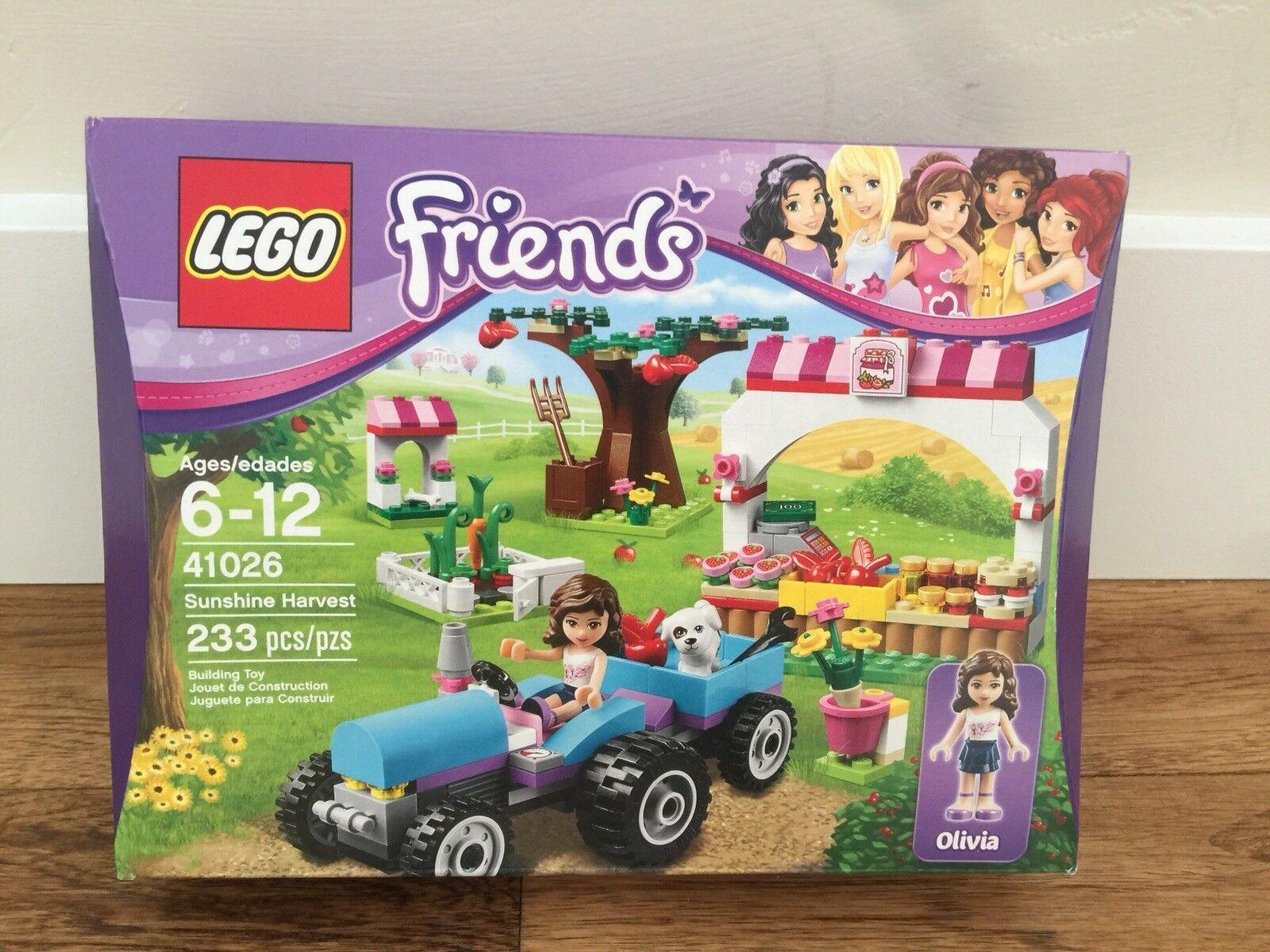 LEGO Sunshine Harvest Set Friends Olivia
