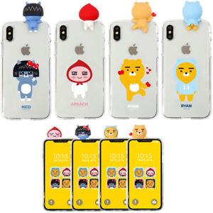 Kakao-Friends-Clear-Bbakkom-Case-for-Apple-iPhone-11-Pro-MaxXS-Max-XR-XS-8-7-6-5