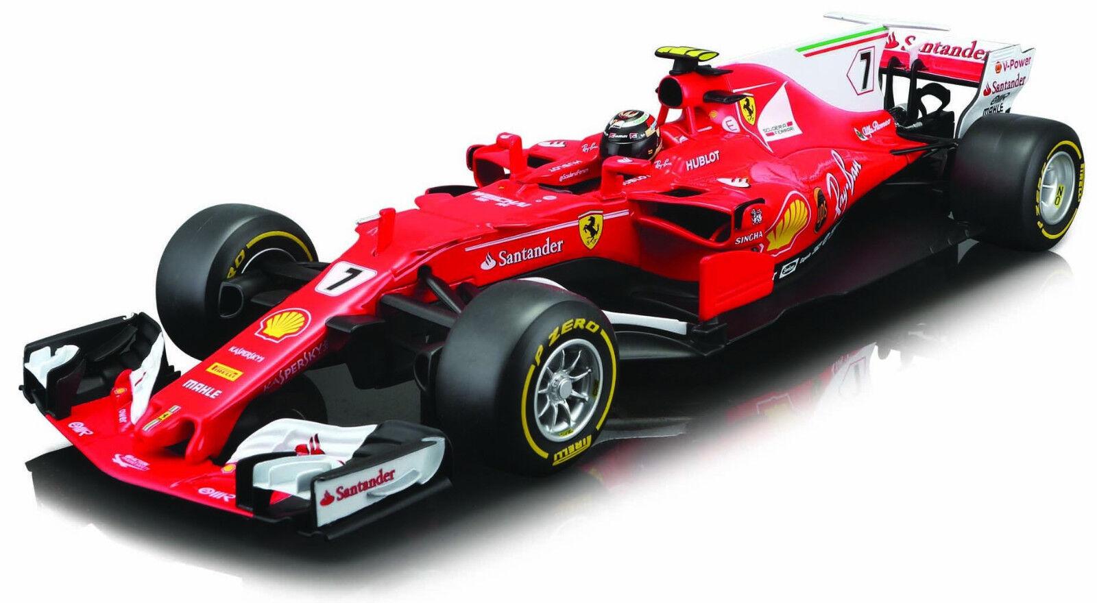 Ferrari sf70h #7 Kimi R ikkönen 2017 Formula 1 - 1:18 Bburago | Outlet Online Store  | Des Produits De Qualité,2019 New  | Approvisionnement Suffisant