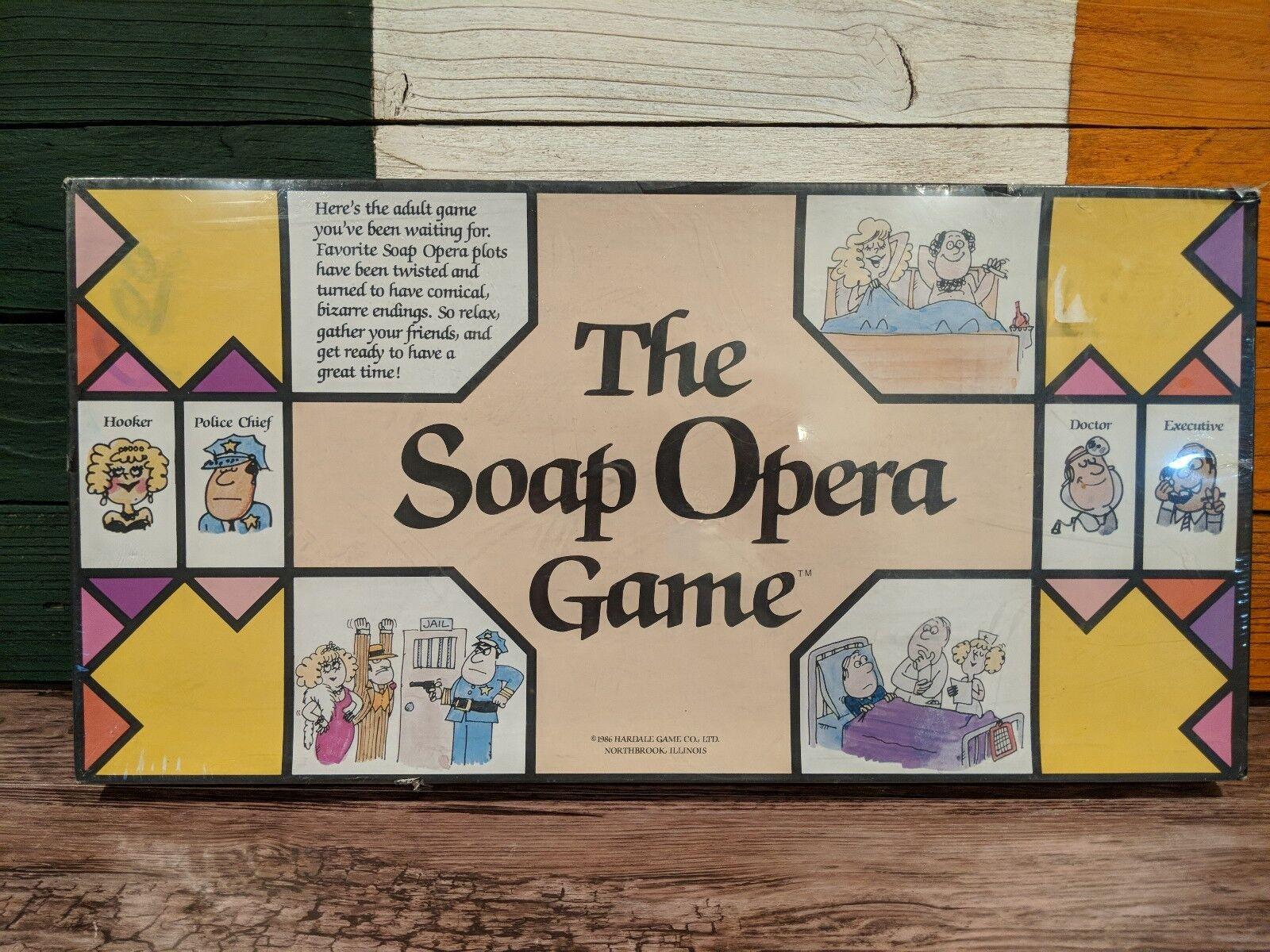 Jahrgang der seifenoper - spiel 1986 - new in box - hardale spiel co. ltd.