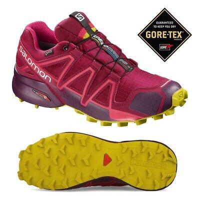 Salomon Speedcross 4 GTX W 40.5 42.5 Damen Trail Running