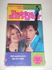 1998 The Wedding Singer VHS Movie New Sealed In Box N4702V