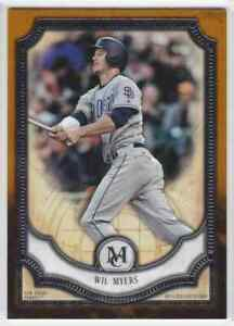 2018-TOPPS-MUSEUM-COLLECTION-COPPER-WIL-MYERS-SAN-DIEGO-PADRES-34-PARALLEL