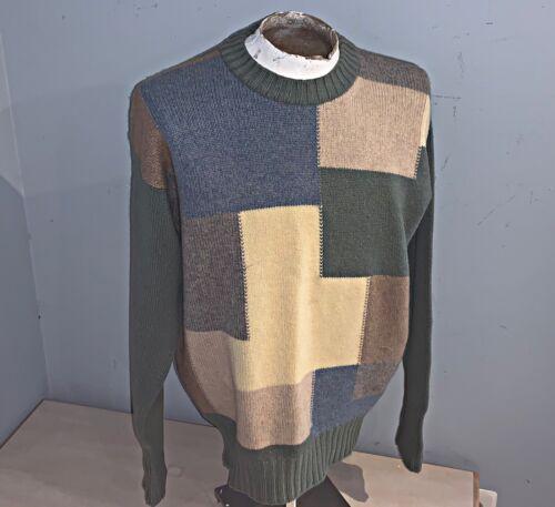 Scotland  Cashmere 4-Ply Thickness Intarsia Color