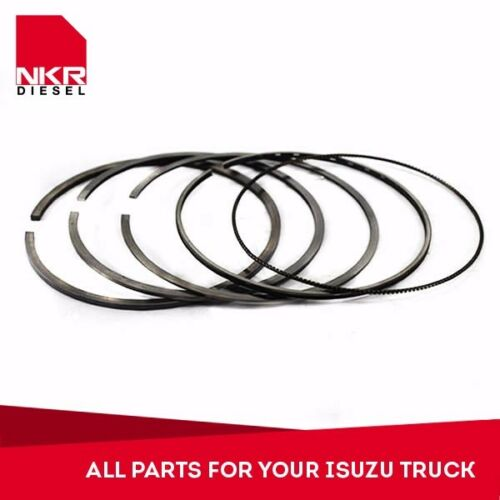 Set 1 Cyl Genuine. Piston Ring For ISUZU 4HE1 4.8L NPR NPR-HD NQR