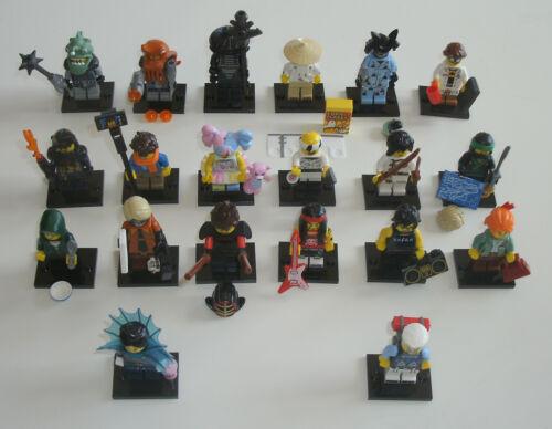 Einzelfiguren zum Auswählen LEGO® 71019 Minifiguren Serie Ninjago Movie