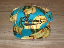 Supreme Banana Hat Teal Nike Vans Everlast Box Logo Camp Cap Dunk Blazer