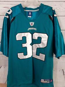 Reebok: Authentic NFL Jersey Jacksonville Jaguars Maurice Jones Drew size 54