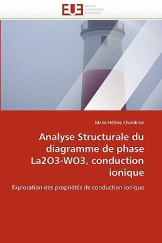 Analyse Structurale Du Diagramme De Phase La2o3