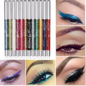 12x-Colors-Glitter-Eye-Shadow-Eyeliner-Lip-Liner-Pencil-Pen-Cosmetic-Makeup-Set