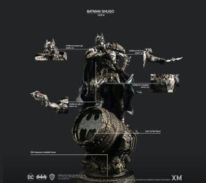 XM STUDIOS DC Comics Samurai Series Batman Shugo 1:4 Scale Figure Statue NEW