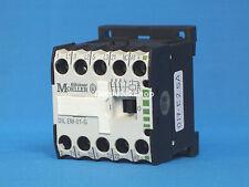 Warranty 24 VDC Coil Used Klockner Moeller Contactor DIL EM4-G
