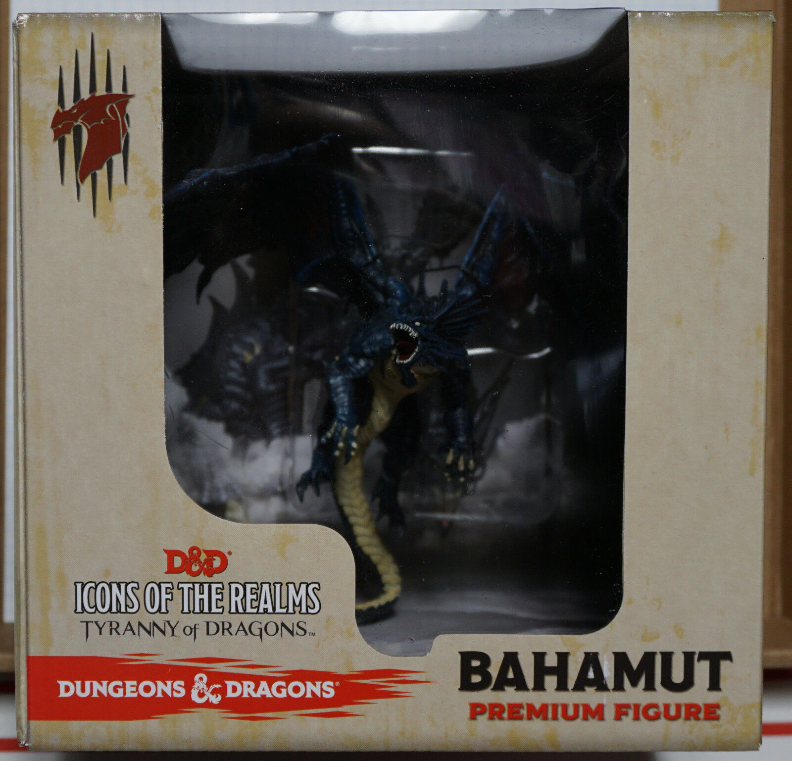 Dungeons och drakes Icen of the Realms Premium Figur  Bahamut