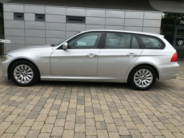 BMW 320d 2,0 Touring Steptr. - billede 1