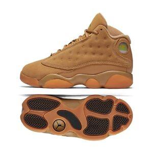 premium selection a099e 42f37 Image is loading Nike-Air-Jordan-13-Retro-BP-Wheat-414571-