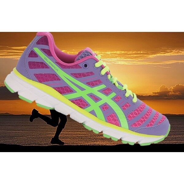Chaussures De Running Jogging De Course Sport Asics Gel    LA  ZARACA V2