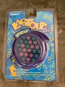 1997 LASTOUT YOU LOSE Handheld Tiger Electronic Game model 7-594 New
