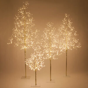 Details about LED Fairy Light Tree Home Décor Lighted Branch Decorative  Twig Lighting, 3FT-7FT
