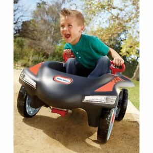 Little Tikes Pedal Powered Off Road Racer with Dual Handled Controls