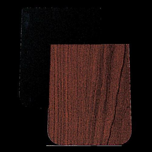 Monte Carlo Fan Company 52/' Standard Blades MC5B03 Black//Walnut w// Oval Tip