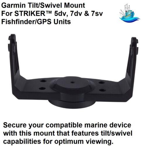 7dv /& 7sv Max//GPS Garmin Tilt//Swivel Mount pour Striker ™ 5dv 58954