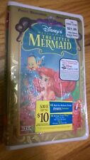 The Little Mermaid VHS Disney Masterpiece Collection