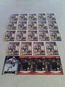 Brian-Sutter-Lot-of-23-cards-3-DIFFERENT-Hockey