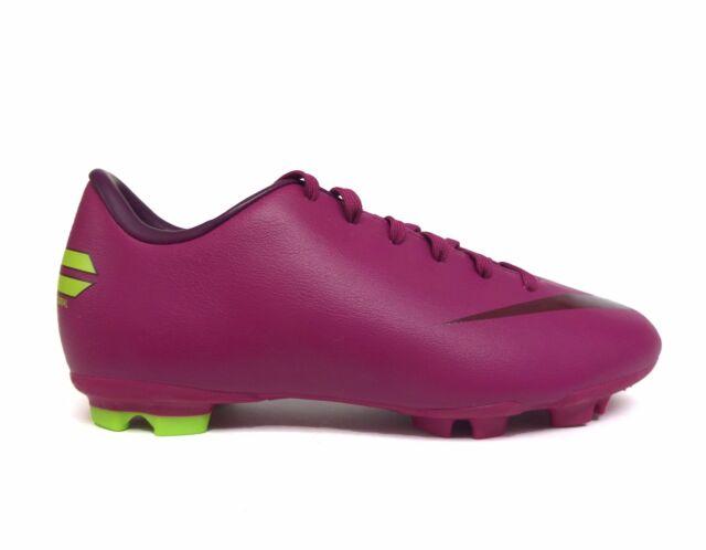Buy Nike Kids Soccer Cleats Jr Mercurial Victory III FG Soccer Shoes ... eaecbb147c