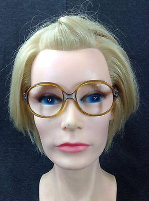 Alte Brille 60er 70er Jahre Original Brillengestell Lesebrille Vintage Fassung